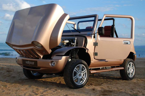 تونسيان يصنعان أول سيارة عربية 100تعرف على مواصفاتها سيدي
